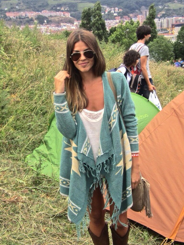 Ichtaca Cardigan Turquoise Paper Hearts Indie Bohemian Clothing Boho Chic Clothes And