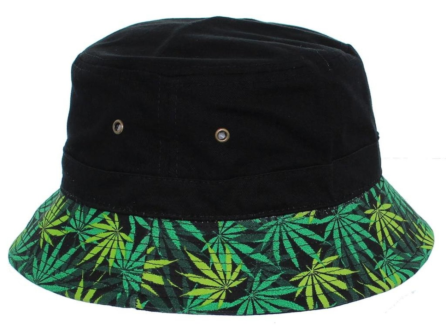 All Over Green Mary Jane Weed Bucket Hat At Amazon Men S