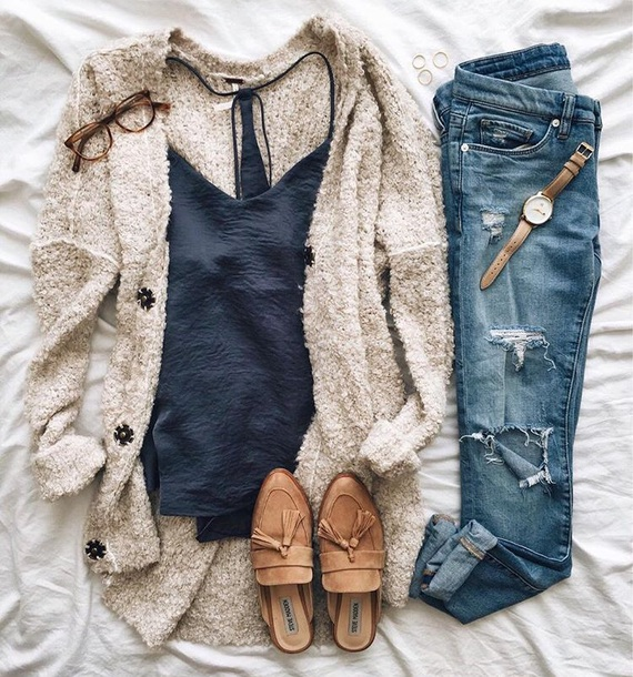 shoes backless wedge mules steve madden pinterest loafers flats sweater cardigan cute outfits fall outfits