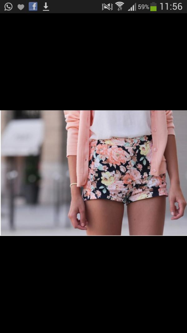 t-shirt shorts jacket