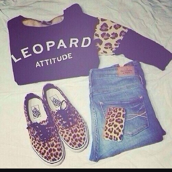 cute leopard print fashion lepoard cute outfits style