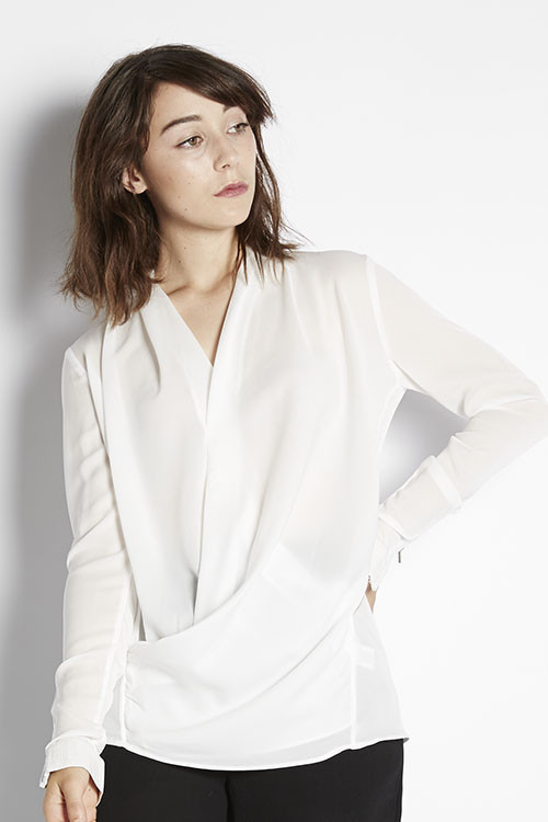Adela Mei | MLM | DeVille Long Sleeve Shirt | Adela Mei