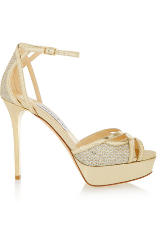 sandals leather sandals leather gold shoes