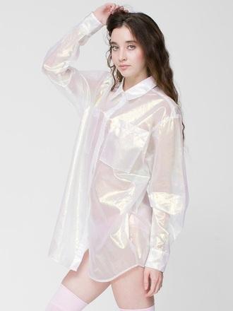 shirt cali sun & fun american apparel