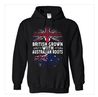 sweater britain hoodie flag union jack black hoodie