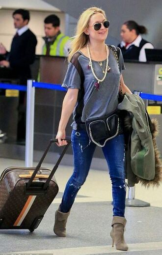 top kate hudson suitcase bag