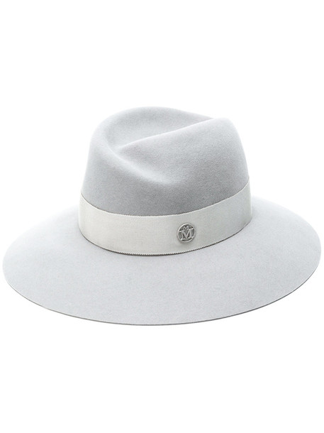 Maison Michel women hat grey