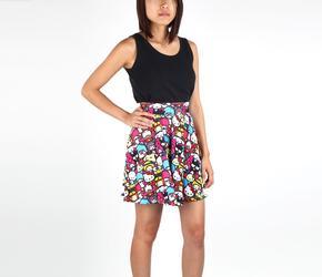 Japan LA x Sanrio Skater Skirt: Friends