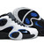 Mens Nike Air Flight One Nrg Orlando Whie and Black Blue Basketball Sport Shoes -  $101.79