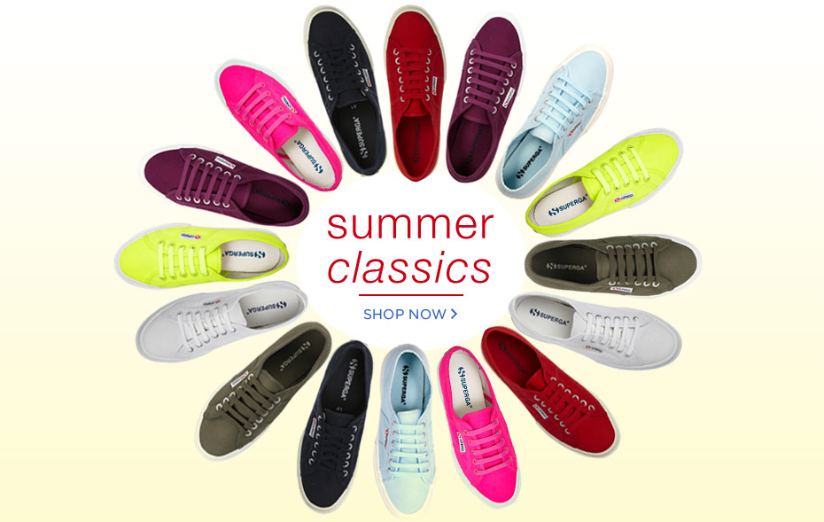 Shop Womens, Mens & Kids Fashion Sneakers & Shoes from Superga USA