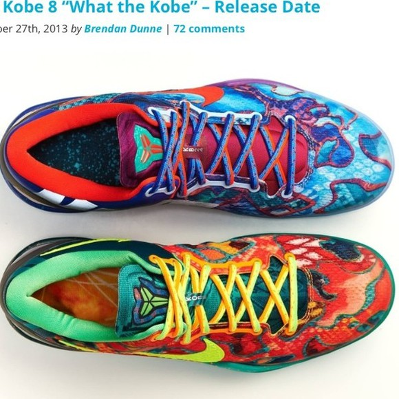 shoes nike kds rainbow