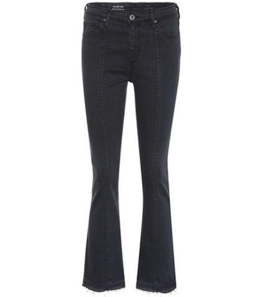 AG Jeans Jodi Crop jeans in blue
