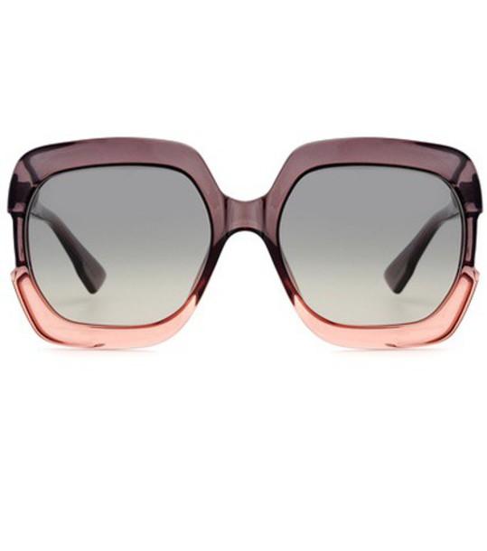 Dior Sunglasses oversized sunglasses oversized sunglasses grey
