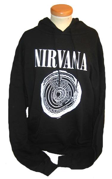 Nirvana (us) vestibule hoodie [xl] uk clothing vestibule hoodie [xl] nirvana (us) bravado