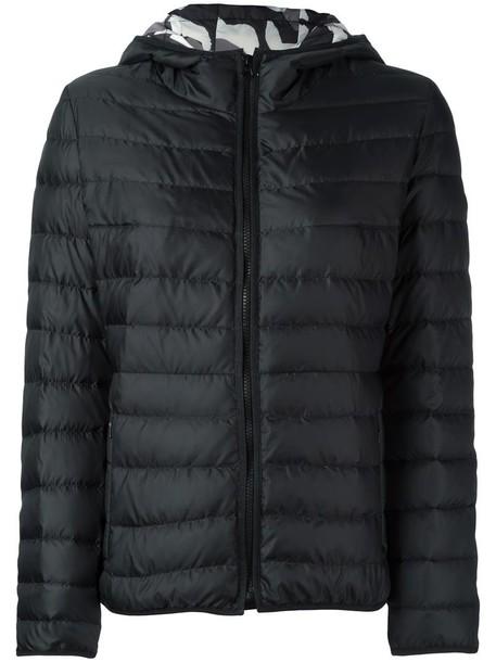 Liska jacket zip women quilted black