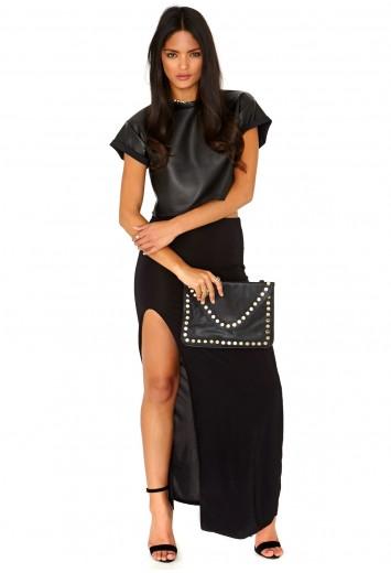 Mathina Slinky Maxi Skirt - Skirts - Missguided