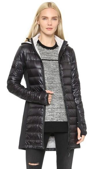 coat light coat light black