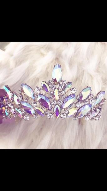 hair accessory tiara headpiece jewels