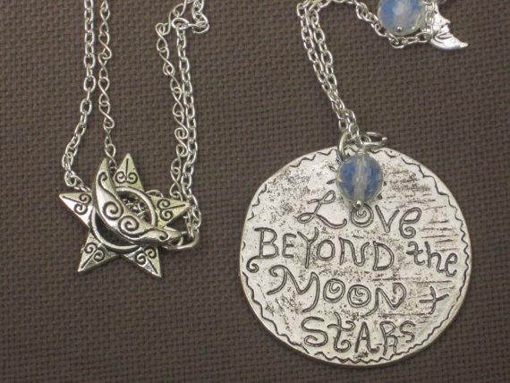 Love beyond the moon and stars