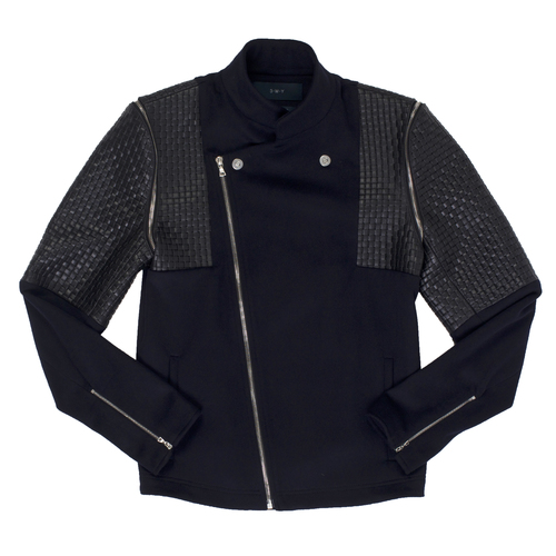 Embossed moto jacket — when we were young | 3