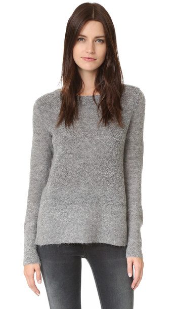 Rag & Bone Bea Pullover - Grey
