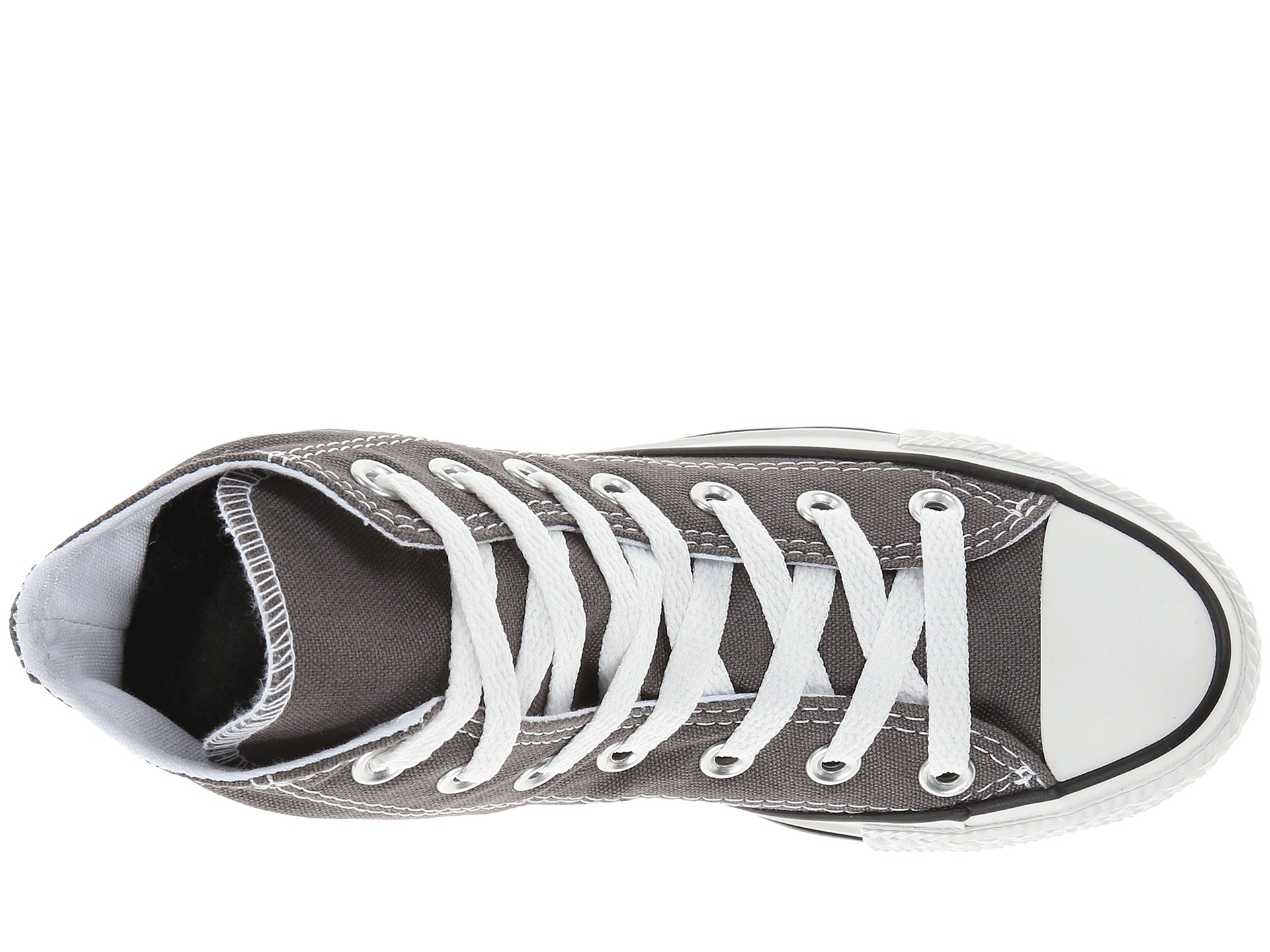 Donna Chuck Taylor All Star Monochrome Canvas Hi W Bright