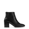 Bacari block heel booties - shoes | shop stuart weitzman