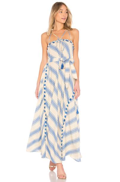 Dodo Bar Or dress blue