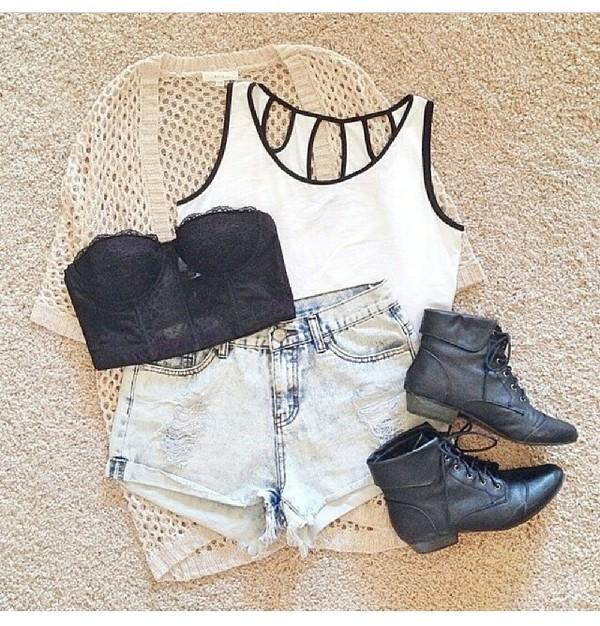 shirt follow me ;) tank top