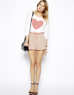 ASOS | ASOS Shorts with Belted Waist Detail at ASOS