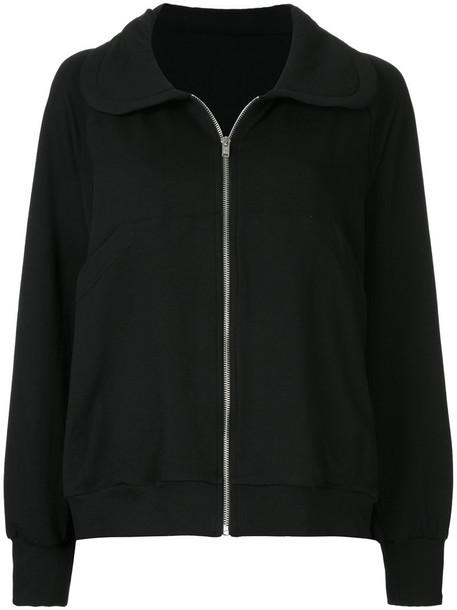 Zambesi jacket women spandex cotton black