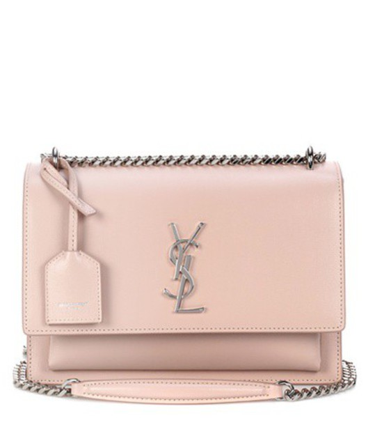 Saint Laurent bag shoulder bag pink