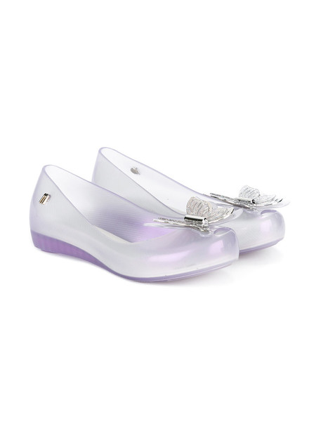 MINI MELISSA butterfly purple pink shoes