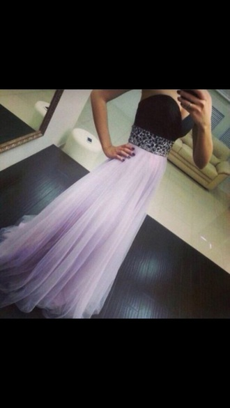 dress prom dress long dress purple dress style cute dress