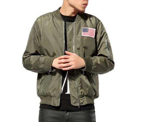 I be that pretty bomber jacket
