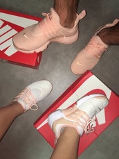 shoes,couple,nike,nike air presto