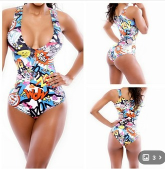 swimwear comics women swimsuits