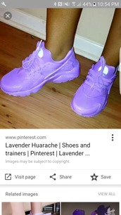 shoes,huarache,nike,nike sneakers,lavender