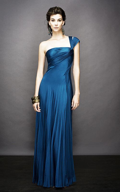 2014 la femme 12158 one shoulder long prom dress [one shoulder long prom dress]