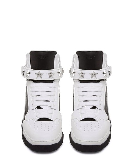 bbede0775e70 shoes black and white stars givenchy sneakers