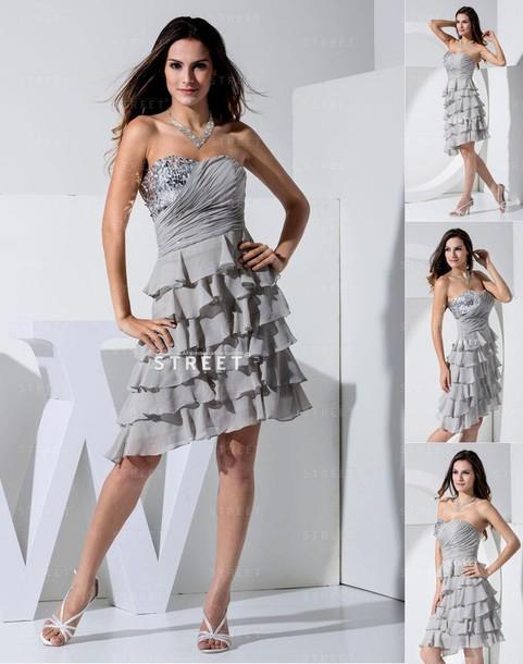 prom dress modern sweetheart dress