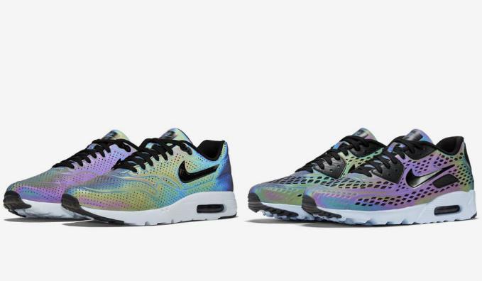 Nike Air Force 1 Mid Denim Gum Sneaker Bar Detroit