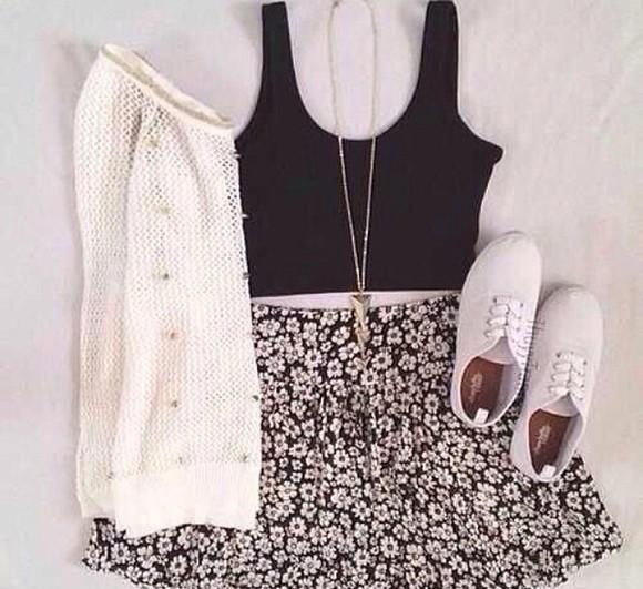 black top blouse
