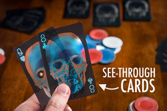 home accessory xray cards