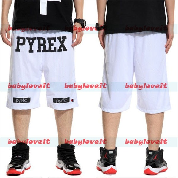 Unisex Pyrex Vision Religion Basketball Gym Champion Casual Shorts Size M 3XL | eBay