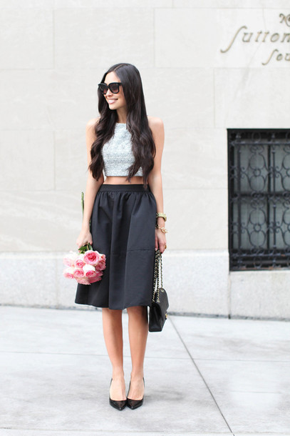 with love from kat t-shirt skirt coat shoes jewels