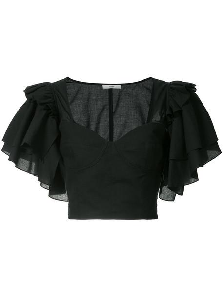 Tome top women cotton black
