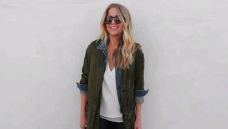 duster trench coat for less denim jacket flowy blouse