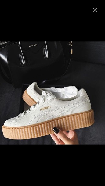 puma by rihanna creeper fenty
