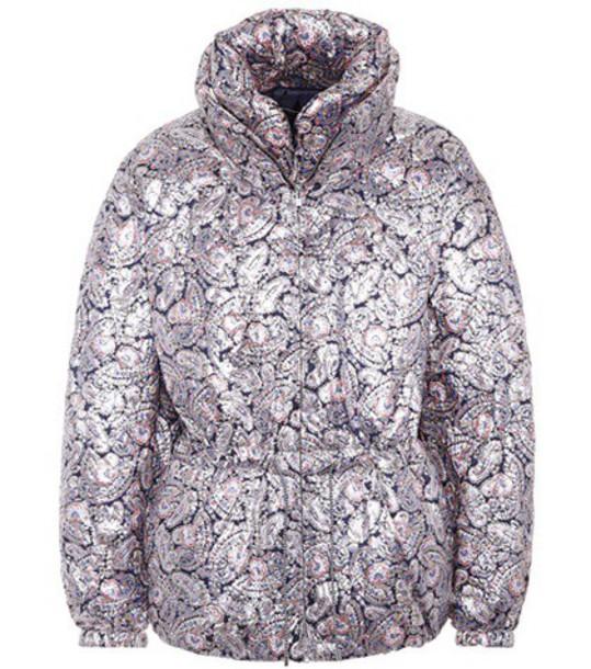 Isabel Marant Calvin puffer jacket